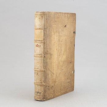 Tacitus, 1627.