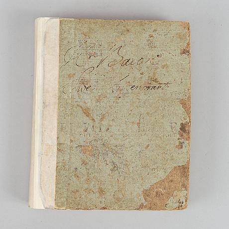 Swedenborg's apocalypsis explicata, 1785-90 (4 vol).