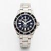 Breitling, superocean 42, wristwatch, 42 mm.