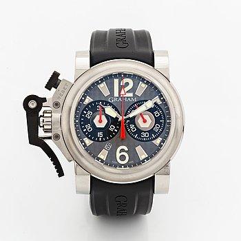 Graham, Chronofighter Oversize, chronograph, wristwatch, 47 mm.