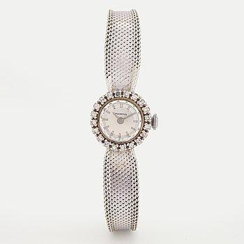 Fortis, wristwatch, 17 mm.