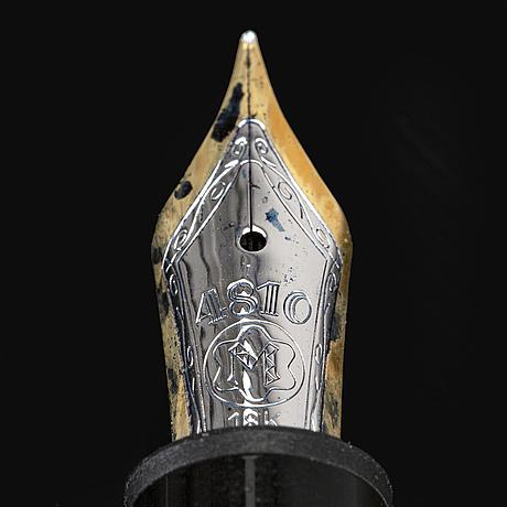 Montblanc masterpiece, fountain pen, le grand 146.