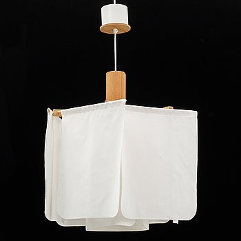Erik Asmussen, a model 'Kvarnen' ceiling light, Robygge AB, second half of the 20th Century.