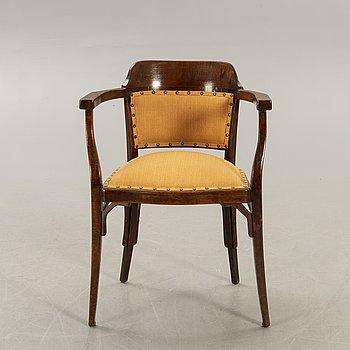 Jacob & Josef Kohn, an armchair eraly 1900s.