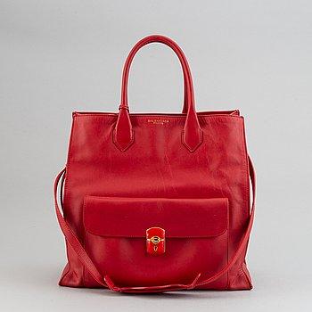 "Balenciaga, väska, ""Padlock All Time Tote Bag""."
