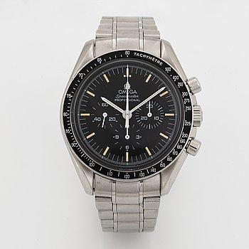 "Omega, Speedmaster, Professional, ""Moonwatch"", chronograph, wristwatch, 42 mm."