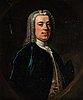 Engelsk skola, 1700-tal, olja på duk.