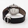 Cartier, ronde solo, wristwatch, 36 mm.