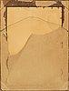 Ram louis xvi-stil omkring 1900.