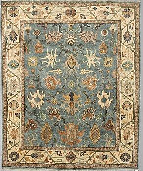 Matto Mamluk design, 303 x 246 cm.