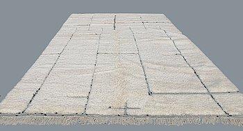 A carpet, Morocco, ca 318 x 198 cm.