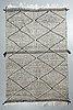 A carpet, flat weave, ca 300 x 200  cm.