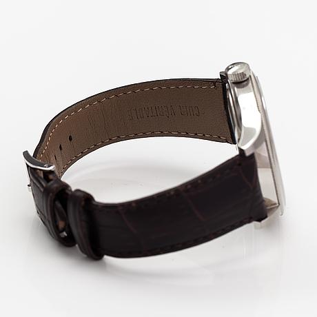 Oris, classic date, armbandsur, 42 mm.
