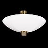 A mid 20th century ceiling light.