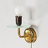 Paavo tynell, a mid-20th century '9448' wall light for taito.