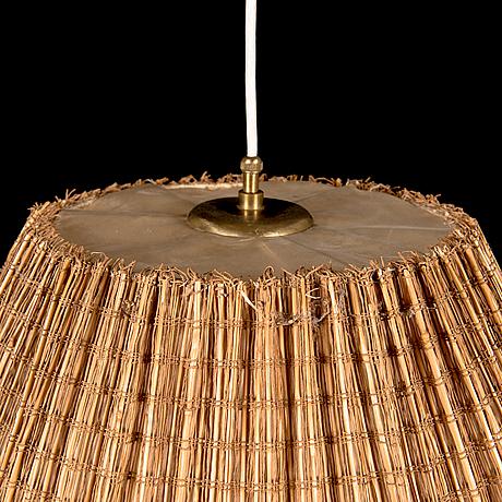 Lisa johansson-pape, a 1940's pendant light for stockmann orno.