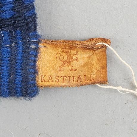 Gunilla lagerhem ullberg, a häggå kasthall carpet ca 443x88 cm.