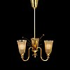 A mid-20th century chandelier for idman.