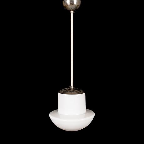 Paavo tynell,  taklampa, modell 1673  idman 1900-talets mitt.