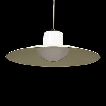 Paavo Tynell, A mid-20th century '1673' pendant lamp for Idman Finland.