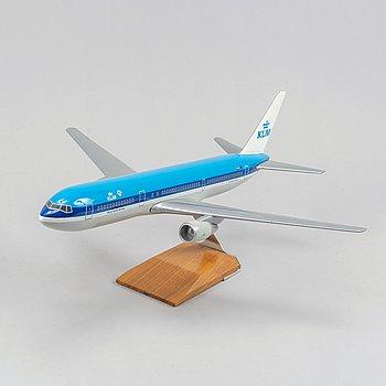 Model plain, Pacific Miniatures, Royal KLM, 1960-tal.