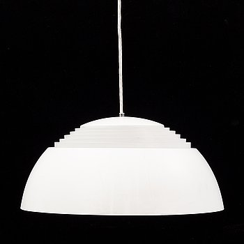 Arne Jacobsen, an 'AJ Royal Pendel' lamp, Louis Poulsen, Denmark.