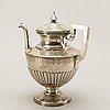 Claes peter hedin kaffekanna silver  jönköping 1893.