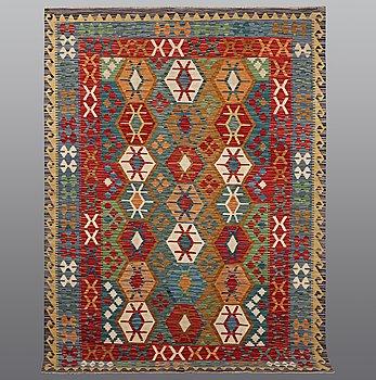 A rug, Kilim 237 x 175 cm.