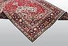 A carpet, tabriz, ca 296 x 210 cm.