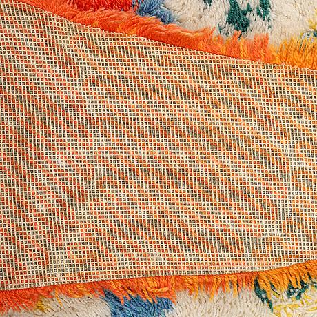 """Anne carlquist & anna fjällbäck, a carpet, """"dalahästmattan"""", tufted, ca 172 x 173 cm."""