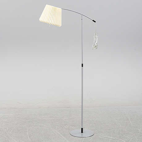 A floor lamp from le klint, late 20th century.