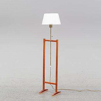 A 'Kryckan' floorlamp, model 2548, designed by Josef Frank in 1952, Firma Svenskt Tenn.
