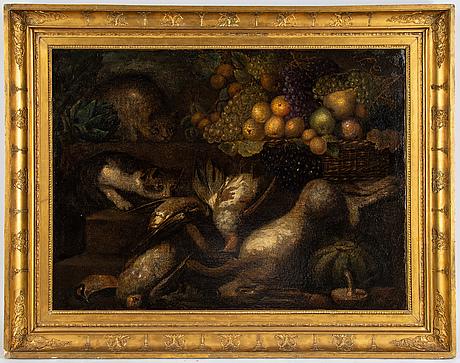 Dutch school, 17/18th century, oil on canvas.