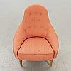 "Kerstin hörlin-holmquist, armchair ""lilla eva"" second half of the 20th century."
