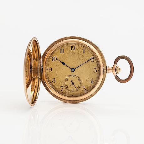 Pocket watch, 50 mm.
