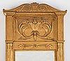A mid 19th century mirror.