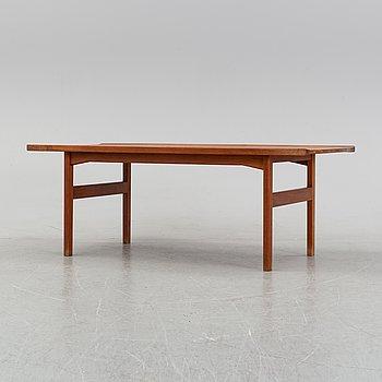 Tove och Edvard Kindt-Larsen, soffbord, för AB Seffle Möbelfabrik, 1960-tal.