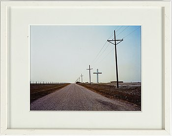 Rob Hann, inkjet print, signed and dated a tergo 2012.