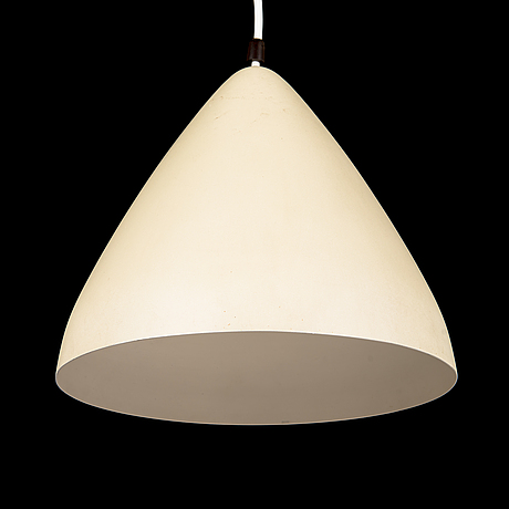 Lisa johansson-pape, a mid-20th-century pendant ceiling light model 1323, stockmann, orno.