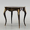 A louis xv style table, early 20th century.