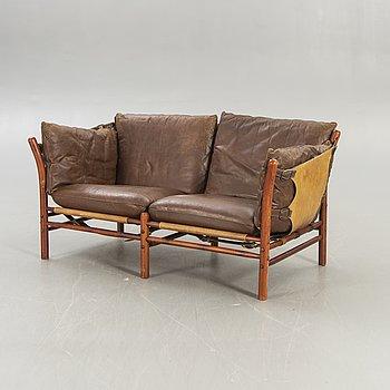 """Arne Norell, soffa, """"Ilona"""", Norell Möbler, 1900-talets andra hälft."""