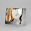 Jan naliwajko, a wall sculpture in plexi glass, signed and dated 1984.