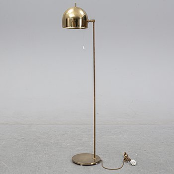 A floorlamp, 'G-075', from Bergboms, second half of the 20th century.