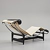 Le corbusier, pierre jeanneret & charlotte perriand, an 'lc4' lounge chair, cassina, italy.