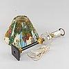 Bordslampa, första halvan av 1900-talet.