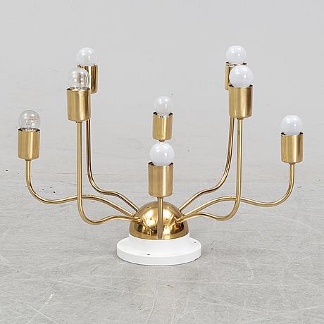 A model 2358 ceiling lamp by josef frank for firma svenskt tenn.