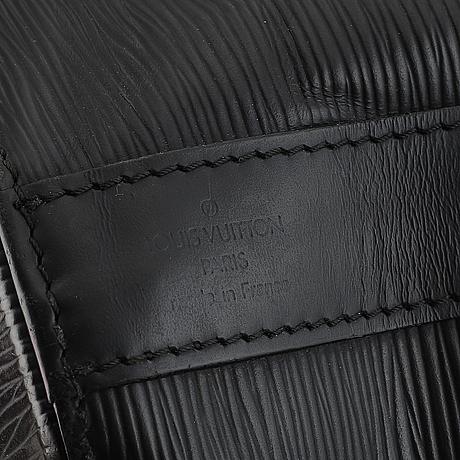 """Louis vuitton, väska,""""epi sac d'epaule shoulder bag""""."""
