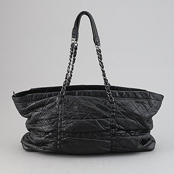 Chanel, a quilted leather handbag, 2006-2008.