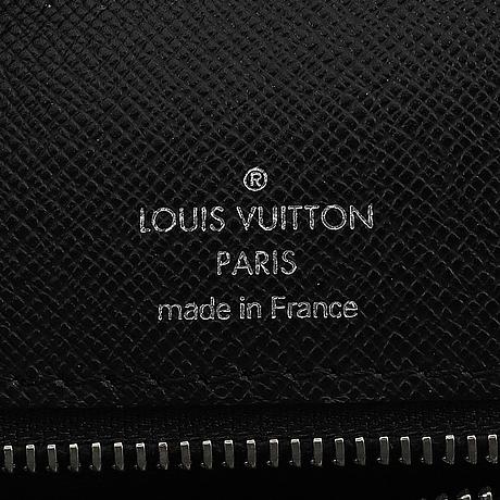 Louis vuitton, a 'porte-documents voyage' briefcase, 2005.