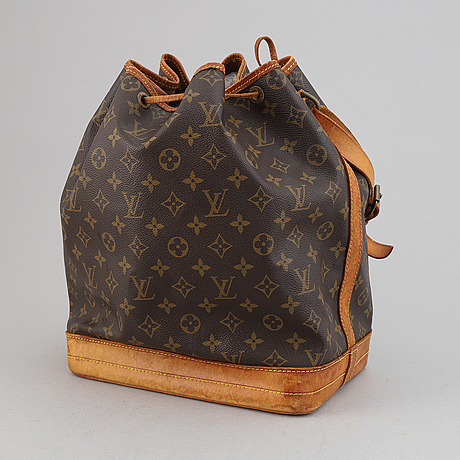 "Louis vuitton, väska, ""noé""."
